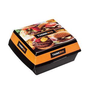 Κουτιά για Burger - 300 τεμ. / συσκ.