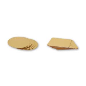 Hardboard Cake Trays (gold)